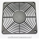 TUBEAXIAL FAN FILTER 80 X 80MM PLASTIC
