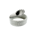 CONDUIT CORRUGATED FLEXIBLE 25MM GREY