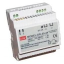 POWER SUPPLY 230-24VDC 30W 1.5A DIN MOUNT