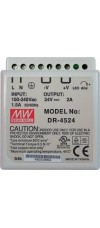 POWER SUPPLY 230-24VDC 45W 2A DIN MOUNT