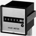 HOUR METER  220V 50/60HZ 48 X 48 6 DIGIT